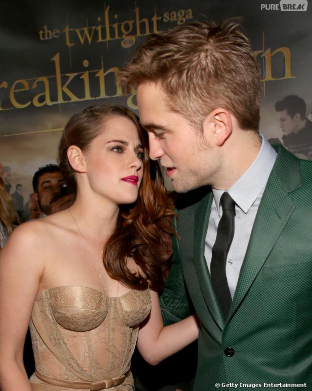 Robert Pattinson e Kristen Stewart estariam junto novamente