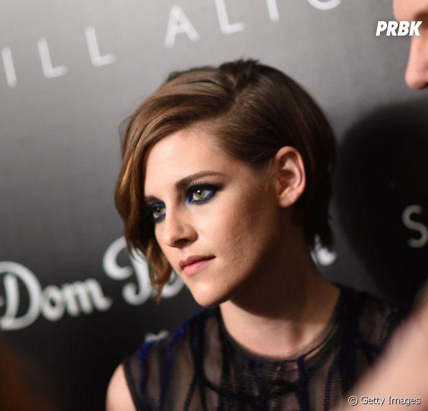 "Kristen Stewart é a primeira atriz americana a levar o prêmio ""César"" de cinema"