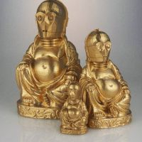 14 personagens da cultura pop que são retratados como Buda