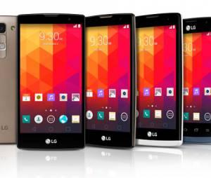 LG lança quatro smartphones para comprar com sua mesada!