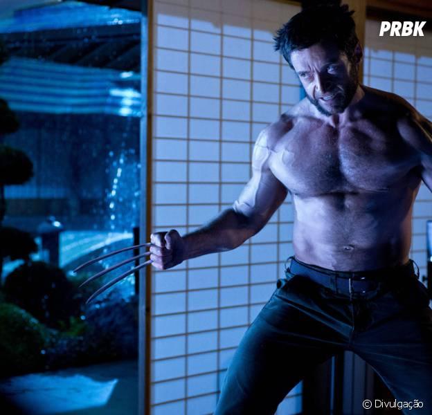 "Hugh Jackman fala sobre Wovlerine, de ""X-Men"""