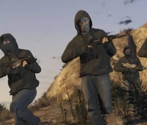 """O modo cooperativo Heists, para """"GTA Online"""", vai estar disponível em 10 de março"""