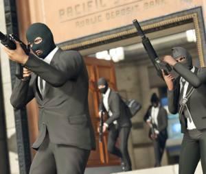 """""""GTA V"""" terá na versão online o modo para times de 4 jogadores que planejam assaltos chamado Heists"""