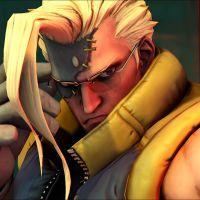 """Em """"Street Fighter V"""": lutador Charlie Nash retorna dos mortos com jeitão de Frankenstein"""