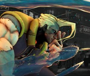 """Em """"Street Fighter V"""": Nash retorna com corpo costurado como de um Frankstein"""