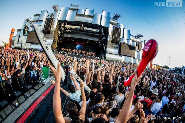 Rock in Rio anuncia seu line-up completo no próximo sábado (3)