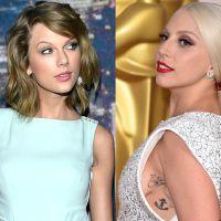 Taylor Swift e Lady Gaga trocam mensagens fofas no Twitter