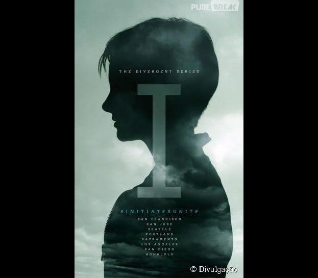 """A sequência """"Insurgente"""" acaba de ganhar novos cartazes para os personagens"""