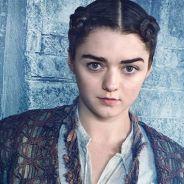 """Em """"Game Of Thrones"""": fotos da 5ª temporada mostram Arya Stark com visual de princesa"""