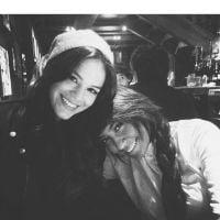 Bruna Marquezine parabeniza irmã de Neymar Jr., Rafaella Santos, no Instagram