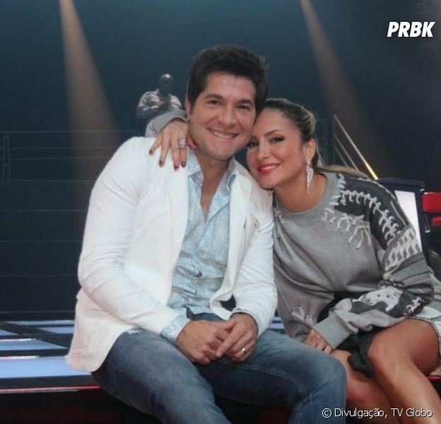 """No """"The Voice Brasil"""": Claudia Leitte e Daniel podem ser trocados no reality musical da Globo!"""