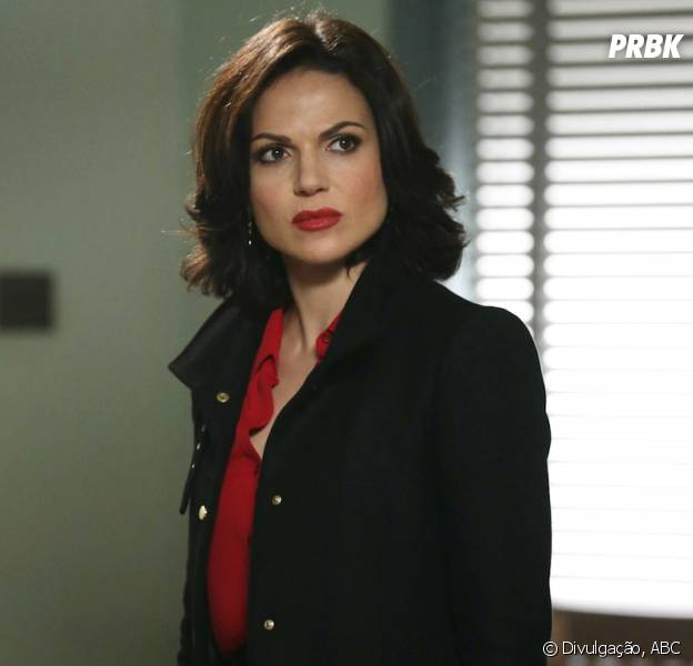 "Lana Parrilla fala sobre o destino de Regina em ""Once Upon a Time"""