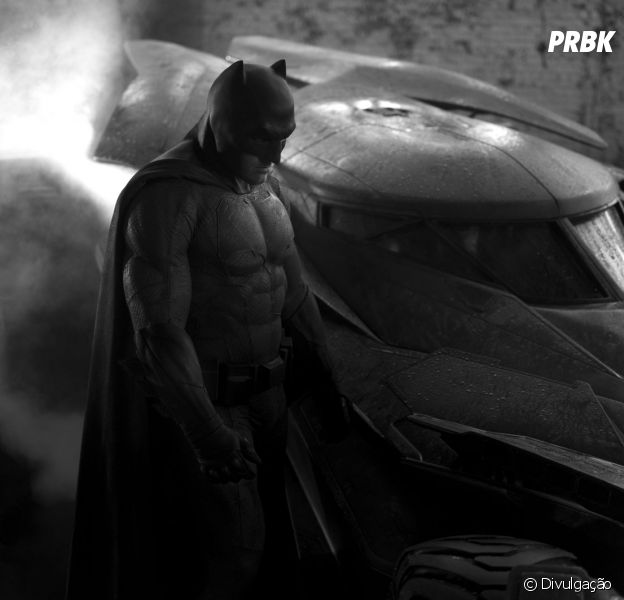 """Batman (Ben Affleck) em """"Esquadrão Suicida"""""""