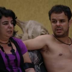"""No """"BBB15"""", Mariza não aprova relação de Amanda e Fernando: """"Não ficaram e nem vão ficar!"""""""