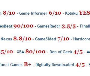 """Avaliação de """"Final Fantasy Type-0 HD"""" pelos principais sites de videogame"""