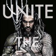 """De """"Esquadrão Suicida"""": com Cara Delevingne, filme pode contar com tridente do Aquaman (Jason Momoa)"""