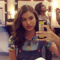 """Giovanna Grigio, de """"Chiquititas"""", e fotos de Mili e elenco nos bastidores da novela no Instagram!"""
