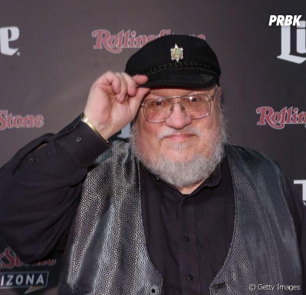 """De """"Game of Thrones"""": George R. R. Martin trabalha em nova série produzida pela HBO!"""