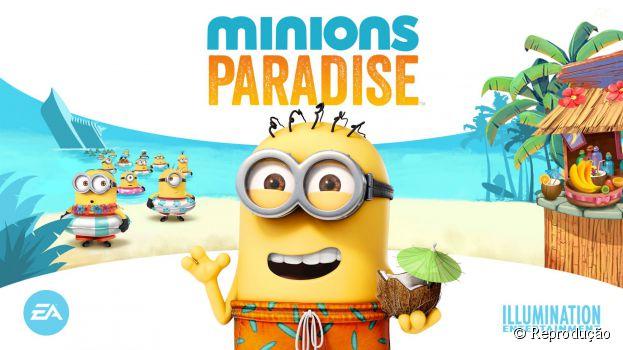 """EA anuncia """"Minions Paradise"""": o novo game dos monstrinhos para dispositivos móveis"""