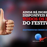 Rock in Rio 2015: Bugs e supostos ingressos esgotados revoltam fãs nas redes sociais!