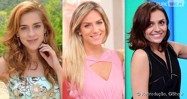 """Segundo colunista, Sophia Abrahão e Giovanna Ewbank fizeram testes para novo """"Vídeo Show"""", mas Globo optou por Monica Iozzi"""