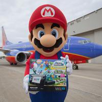 Nintendo surpreende passageiros com Wii U de graça em vôo nos EUA