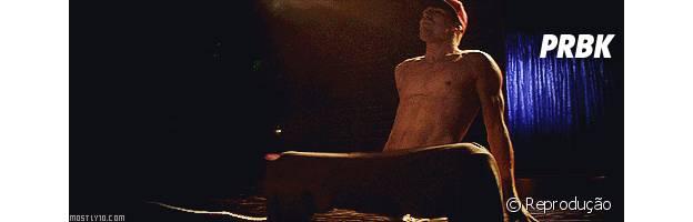 Channing Tatum em Magic Mike