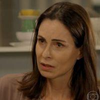 """Novela """"Alto Astral"""": Scarlett (Monica Iozzi) descobre falsa doença de Úrsula e desmascara a vilã!"""