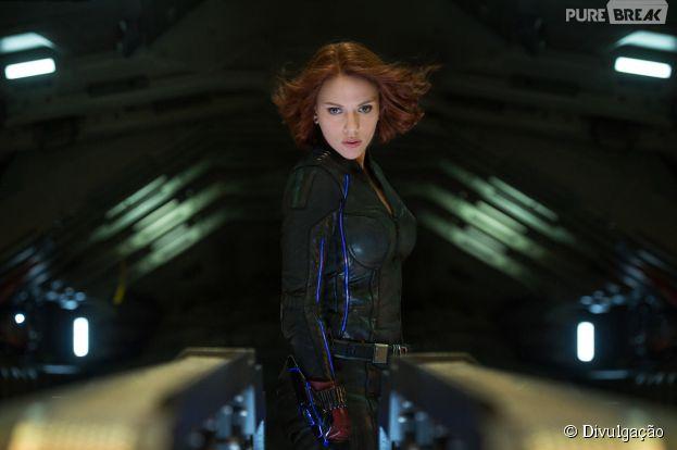Scarlett Johansson revela já ter conversado com Kevin Feige sobre um filme solo da Viúva Negra