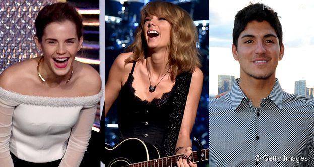 Lista da Time das 100 pessoas mais influentes do mundo inclui nomes como Emma Watson, Taylor Swift e o brasileiro Gabriel Medina