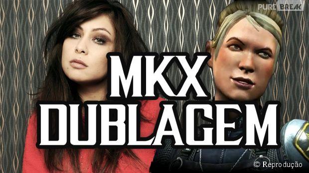 """Pitty responde as críticas sobre sua dublagem de """"Mortal Kombat X"""""""
