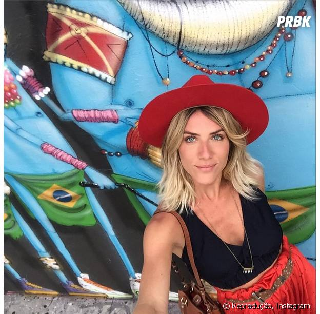 "Giovanna Ewbank pode ser a substituta de Monica Iozzi no ""Video Show"""