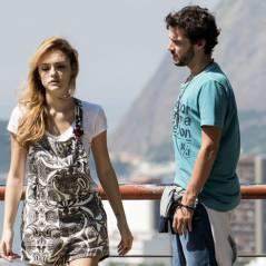 """Novela """"Sete Vidas"""": Júlia (Isabelle Drummond) e Pedro brigam por causa de Felipe (Michel Noher)!"""