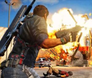 """O novo jogo de ação e aventura """"Just Cause 3"""" virá todo trabalhado na dinamite"""