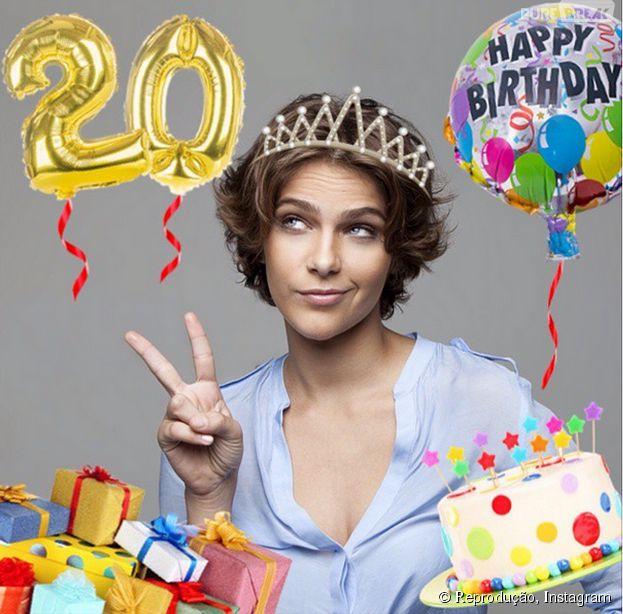 59ef682fbbe7bb Feliz aniversário, Isabella Santoni! Veja 5 presentes que Rafael ...