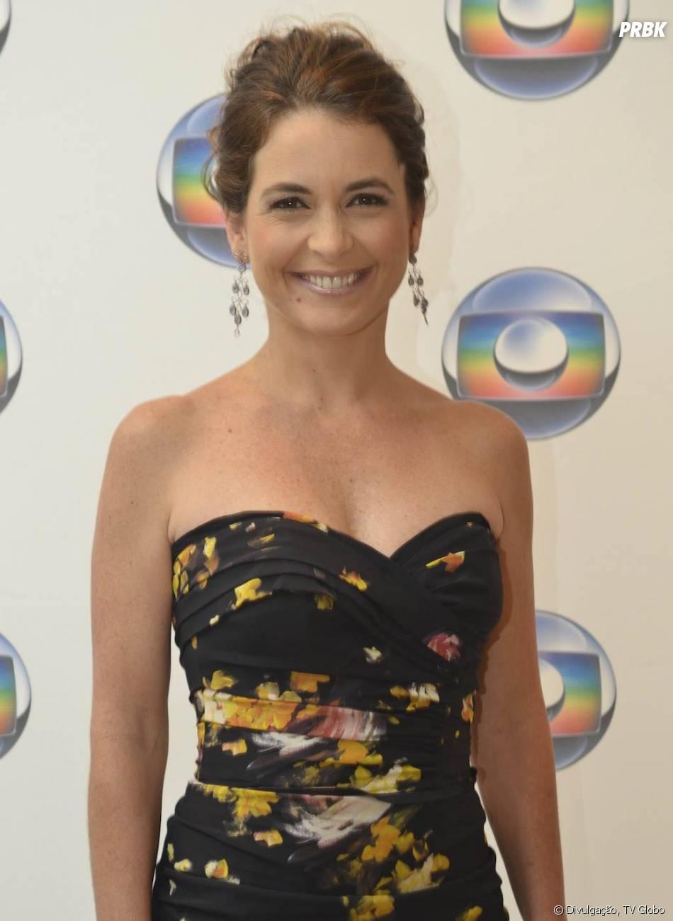 """Cláudia Abreu é parte do trio principal de""""Geração Brasil"""""""