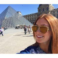 Marina Ruy Barbosa curte férias em Paris e nós mostramos todas as melhores fotos da ruiva na Europa!