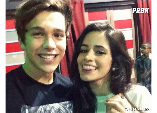 Austin Mahone e Camila Cabelllo protagonizaram um namoro relâmpago