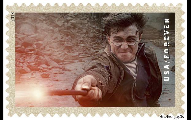 """""""Harry Potter"""" vira série de selos nos correios americanos"""