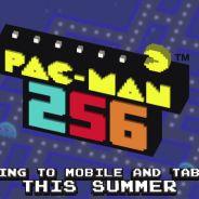 "Game ""Pac-man 256"" é anunciado pela Bandai Namco exclusivamente para iPhones e iPads"