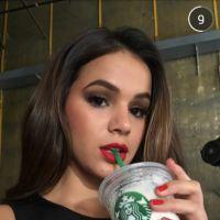 Snapchat dos famosos: Bruna Marquezine, Selena Gomez, Kendall Jenner e outros que estão no app
