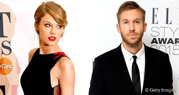 Taylor Swift e Calvin Harris podem estar namorando: estrelas são vistas de mãos dadas!