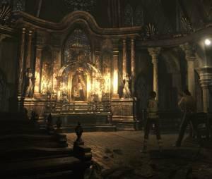 """Os cenários remasterizados de """"Resident Evil 0"""" mostram a evolução nos efeitos de luz"""