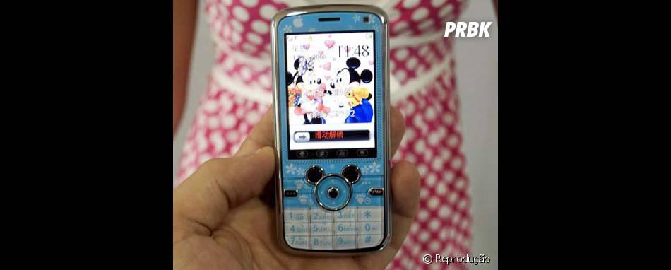 Essa é a oitava parceria entre a LG e a Disney para lançar smartphones temáticos