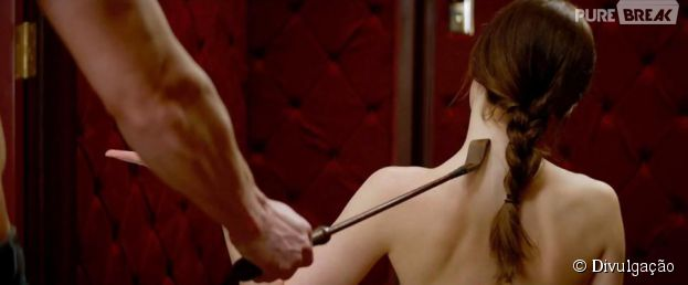 """No filme """"Cinquenta Tons de Cinza"""", quem interpreta o Christian Grey é o astro Jamie Dornan"""