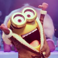 """De """"Minions"""": Kevin, Stuart e Bob tocando o terror no novo trailer da animação"""