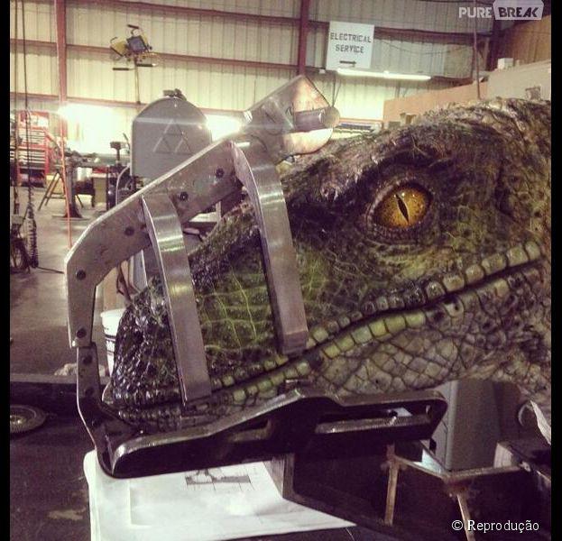 """""""Jurassic World: O Mundo dos Dinossauros"""" conta com Chris Pratt como o protagonista"""