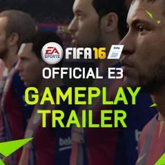 """E3 2015: gameplay """"FIFA 16"""" é divulgado em trailer do jogo"""