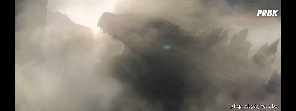 """""""Godzilla"""" contará a história do monstro que destrói cidades"""