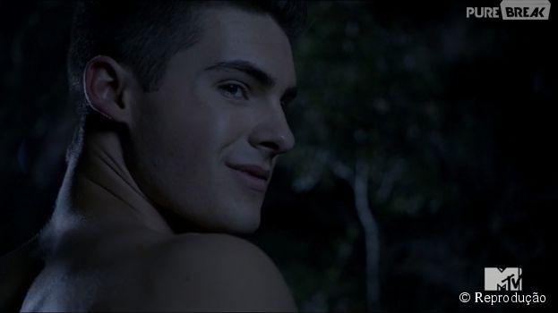 """Em """"Teen Wolf"""", Theo (Cody Christian) é muito mais do que parece!"""